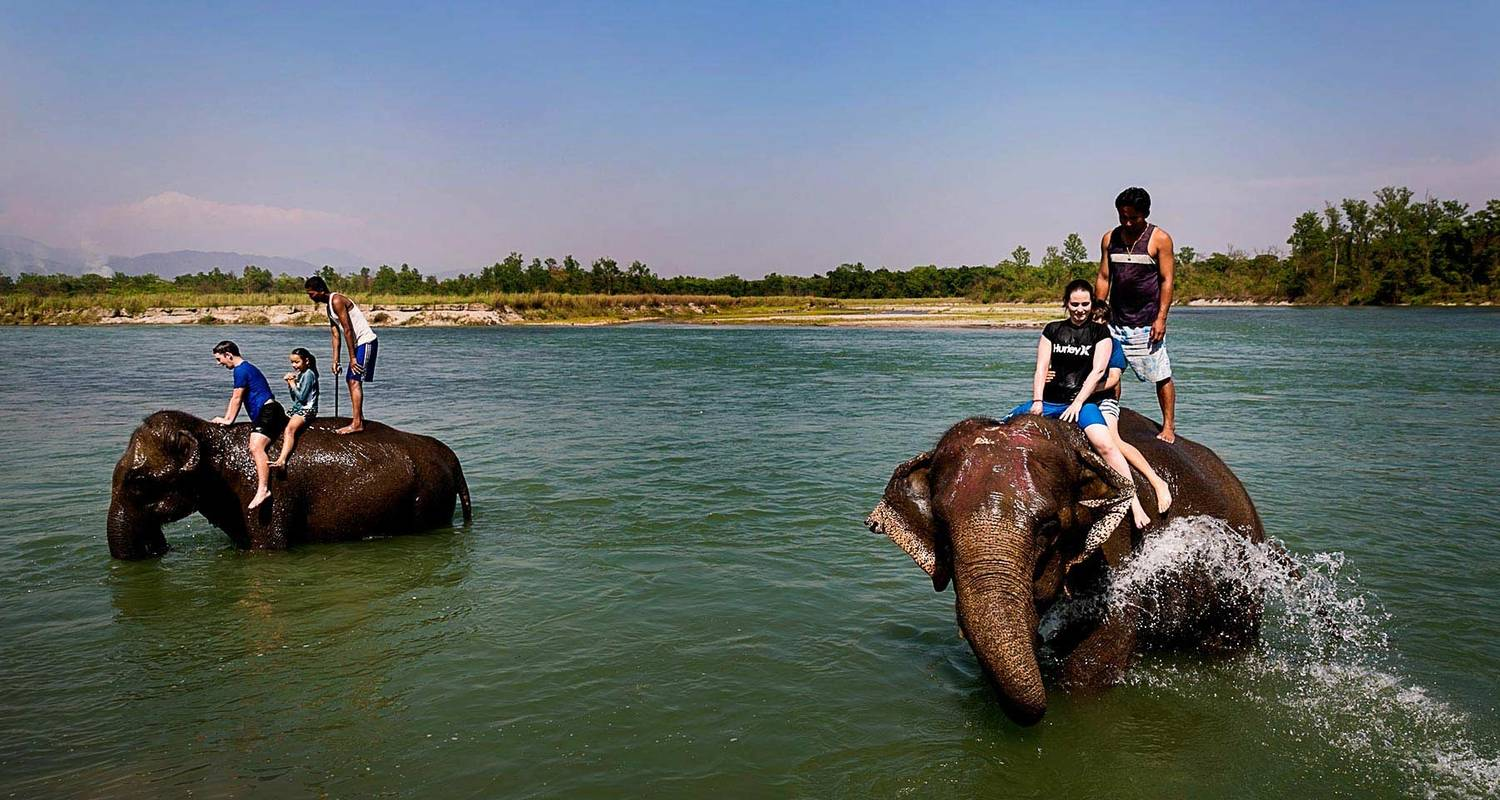 Chitwan With Rafting Tour