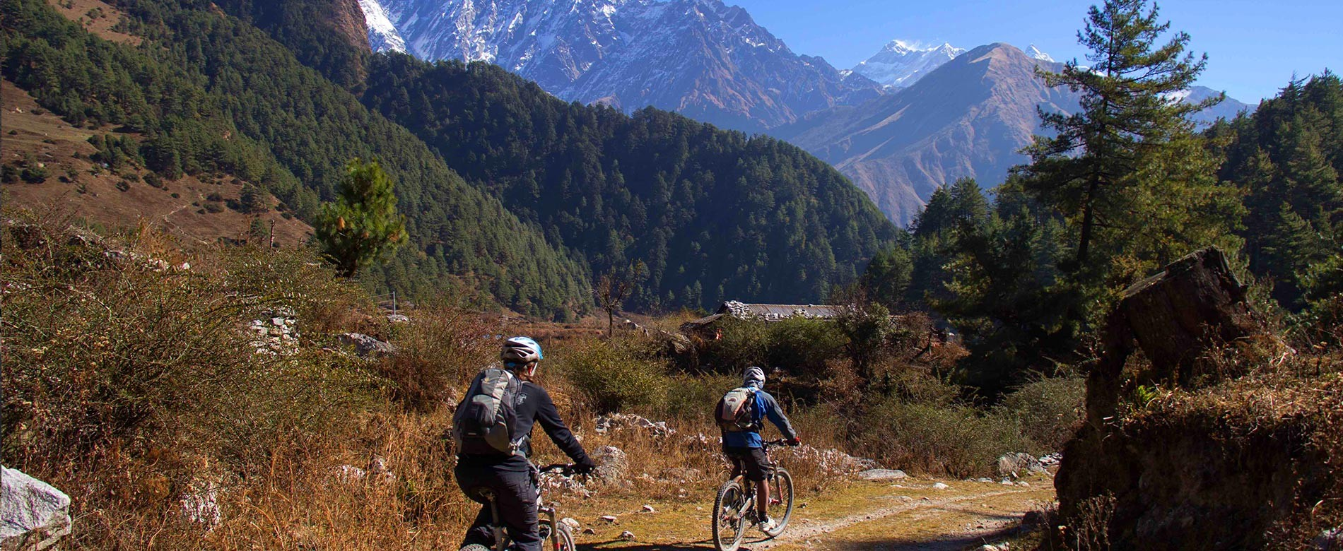 Mountain Bike Tour in Nepal (Himalaya Foothill Cycling)