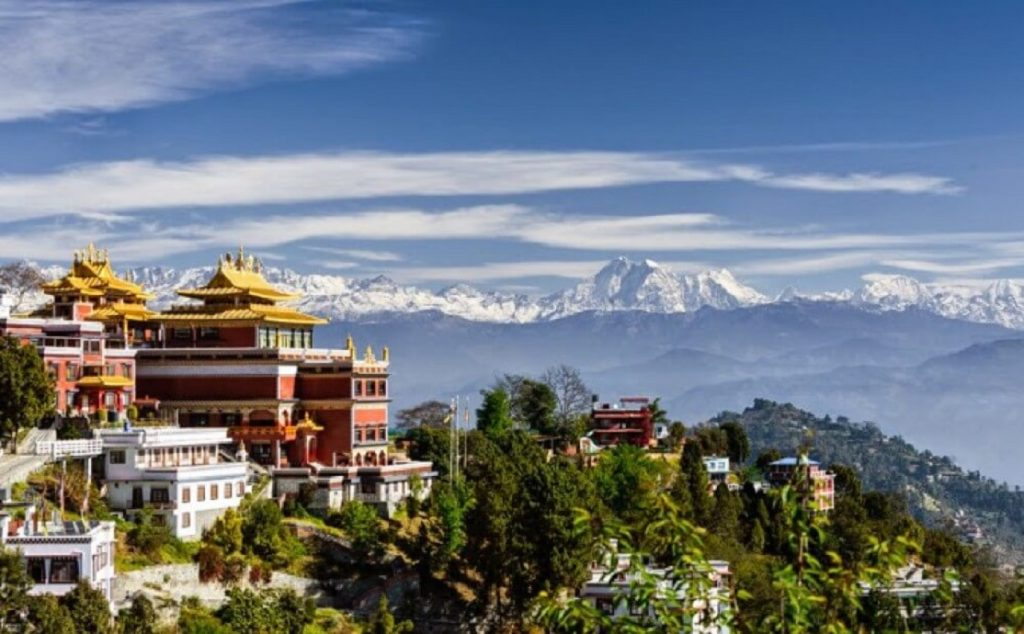Day Hiking Around Kathmandu