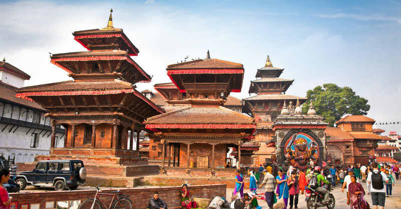 Kathmandu Rock Climbing