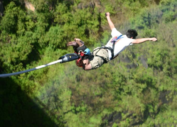 Bungy Jumping In Nepal – 1 Day