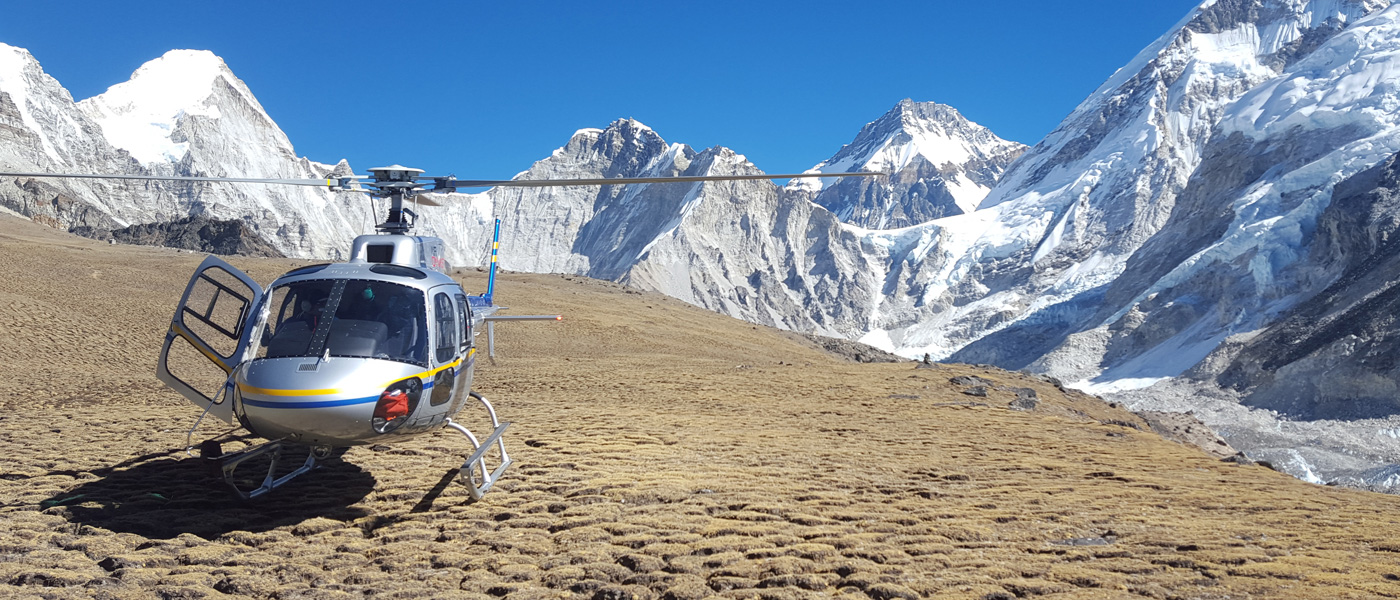 Think now and Book Later Best Helicopter Tours in Nepal