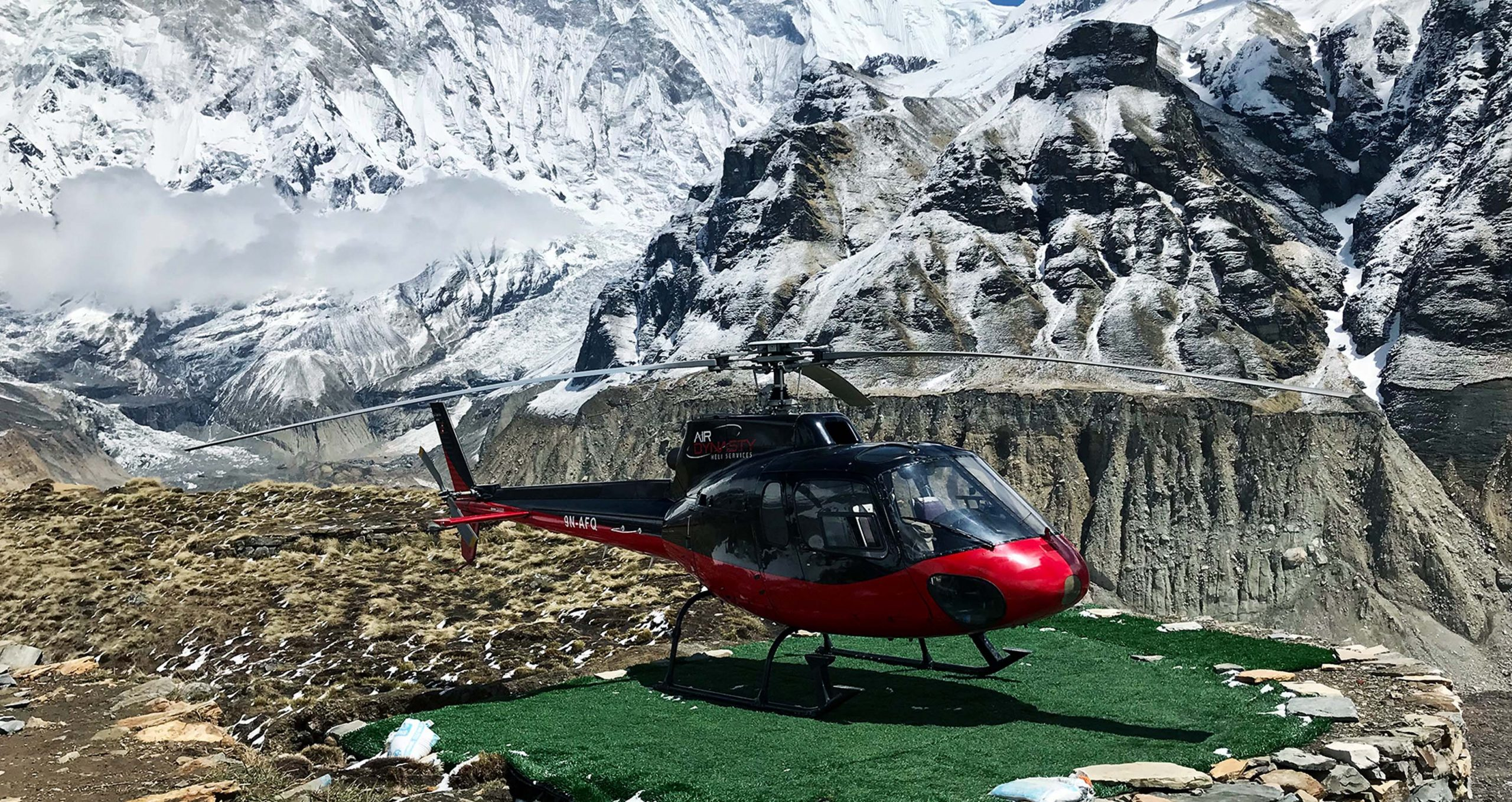 Annapurna Base Camp Heli Tour –  1 Day