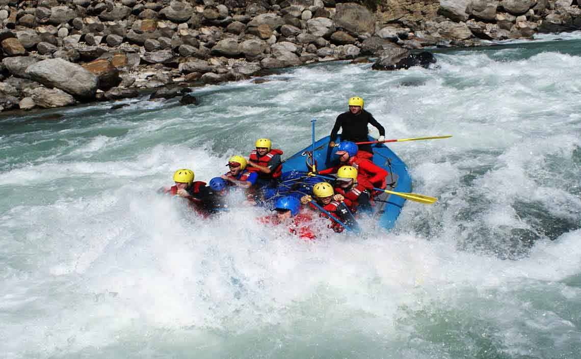 Trishuli River Rafting – White Water Rafting in Nepal