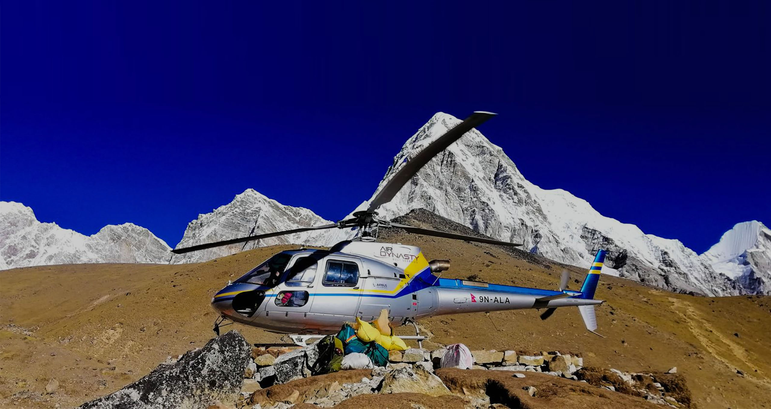 Everest Base Camp Heli Tour – 1 Day
