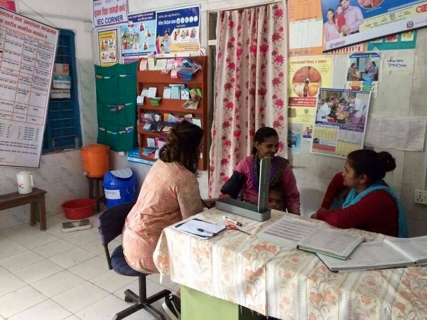 Volunteer in Nepal Medical Trek
