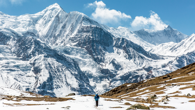 A brief introduction about Annapurna Circuit Trek