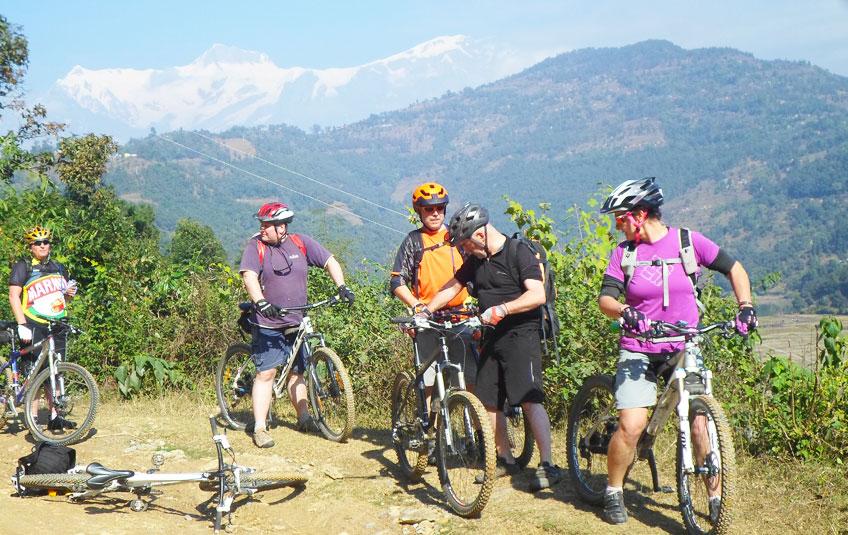 Kathmandu Day Cycling Tour