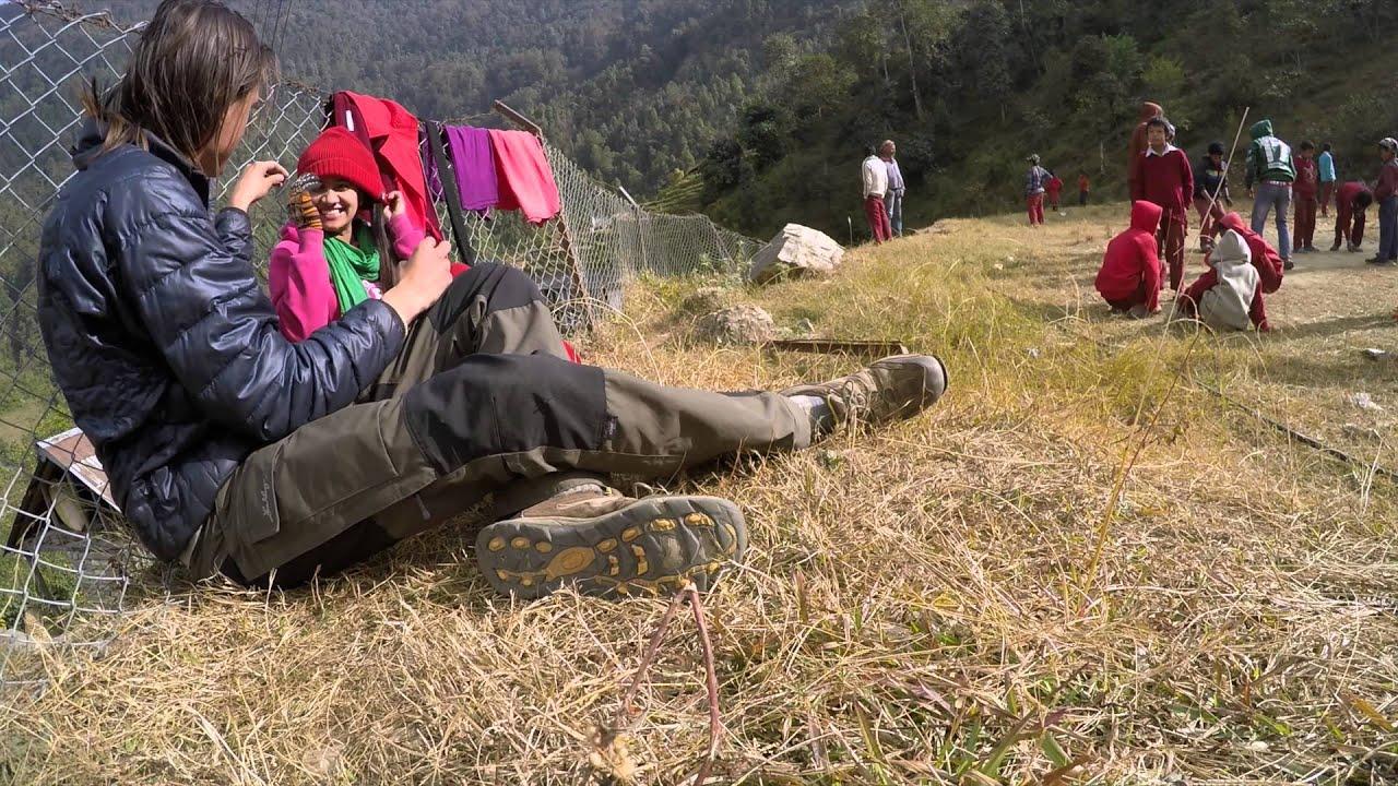 Trek To Teach Nepal