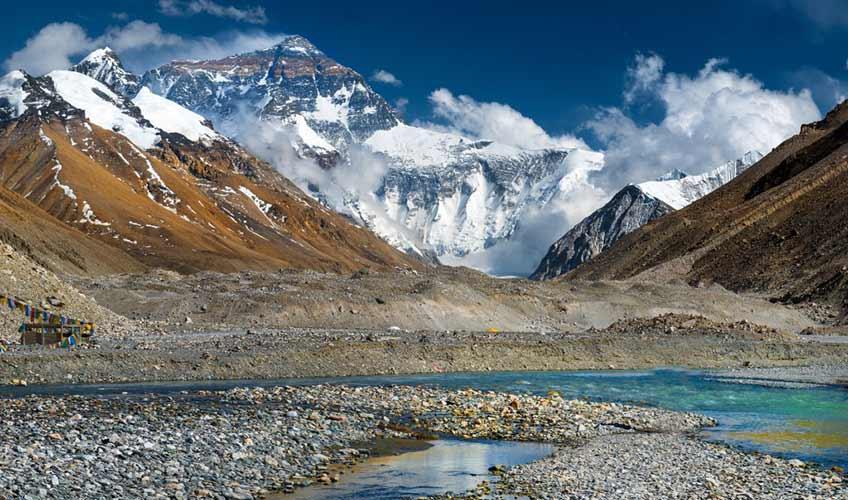Advanced Everest Base Camp Trek