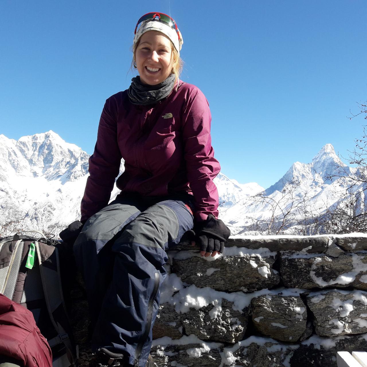 My Memorable Heli Flight to Everest.