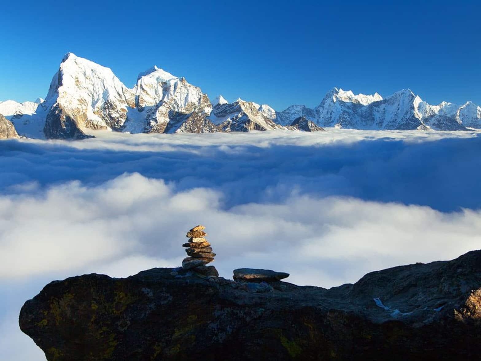 Best Season For Island Peak Climbing in Nepal
